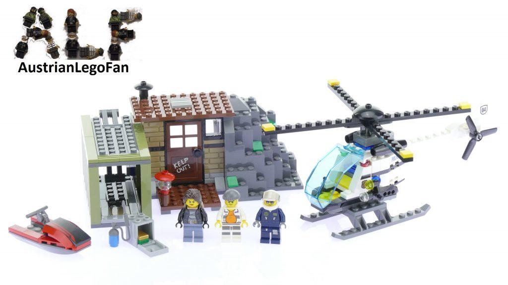 Lego City 60131 Crooks Island – Lego Speed Build Review