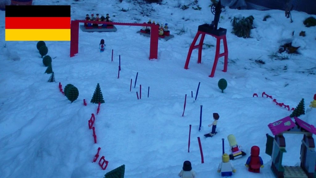 Lego Friends Ski Resort