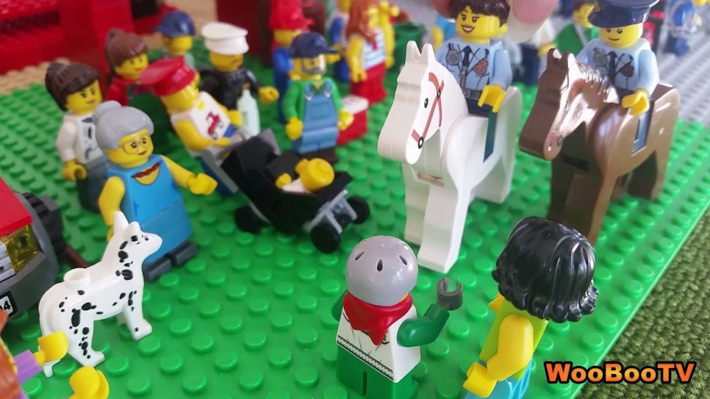 LASTENOHJELMIA SUOMEKSI – Lego city – Poliisien ja palomiesten päivä – osa 2