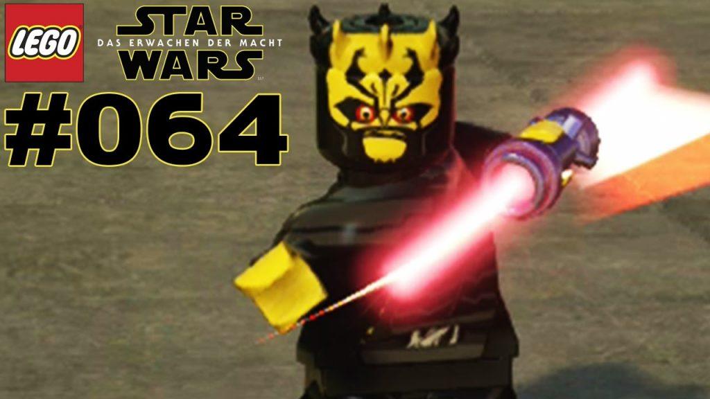 LEGO STAR WARS DAS ERWACHEN DER MACHT #064 Clone Wars/Rebels DLC ★ Let's Play Force Awakens [Deutsch
