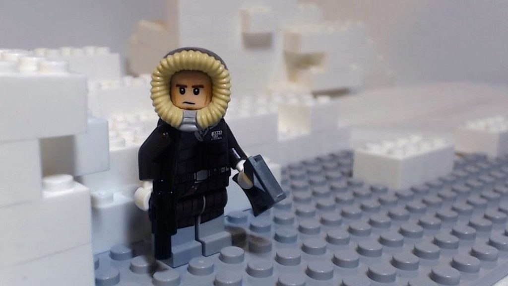 Lego Star Wars Spy