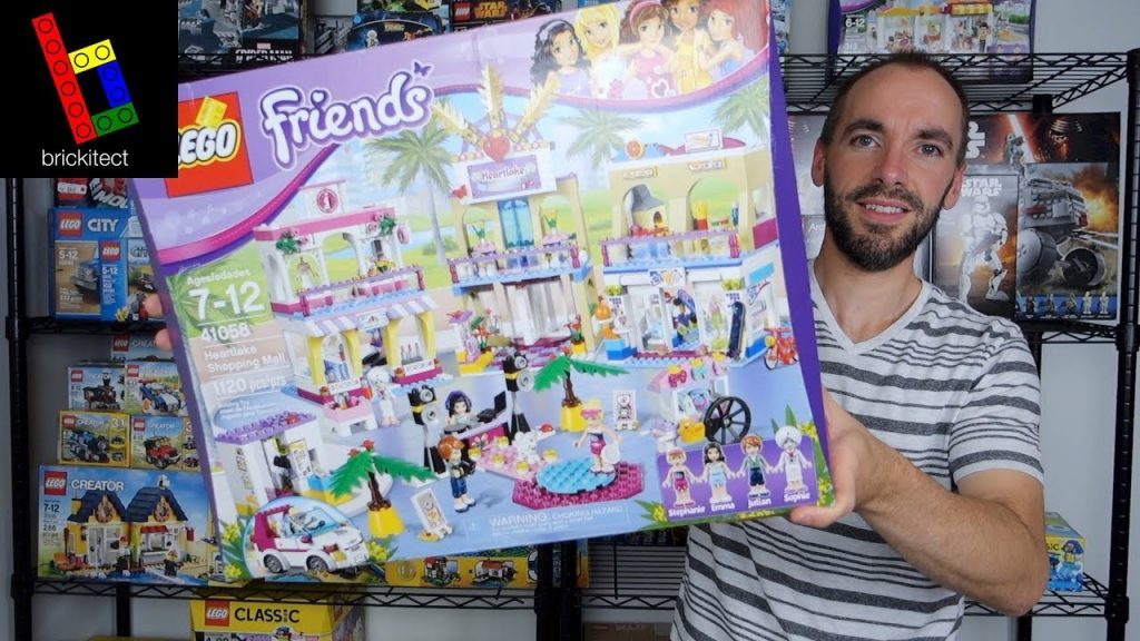 Unboxing My Favorite LEGO Friends Set OF ALL TIME!