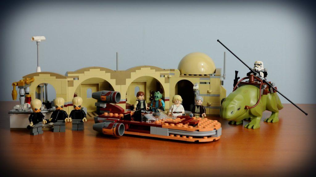 LEGO Star Wars – Kantyna Mos Eisley (75052) – recenzja