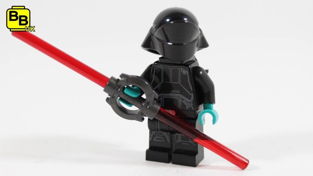 LEGO STAR WARS EIGHTH BROTHER INQUISITOR MINIFIGURE CREATION