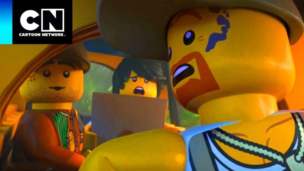 El murmullo de la jungla – Parte 3   Lego City   Cartoon Network