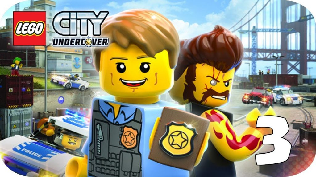 LEGO CITY UNDERCOVER #3 GAMEPLAY ESPAÑOL – 1080HD60fps
