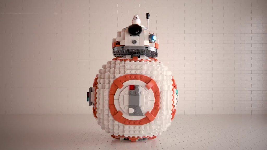 BB-8 – LEGO Star Wars  – Product Animation (FR)
