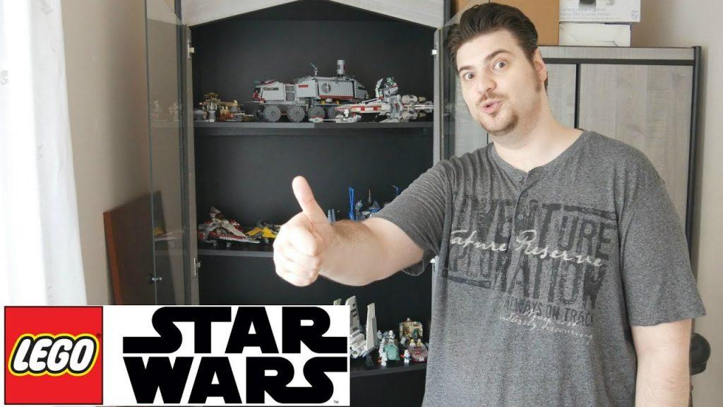 Karak, a gyűjtögető I LEGO Star Wars @Vlog(4K)