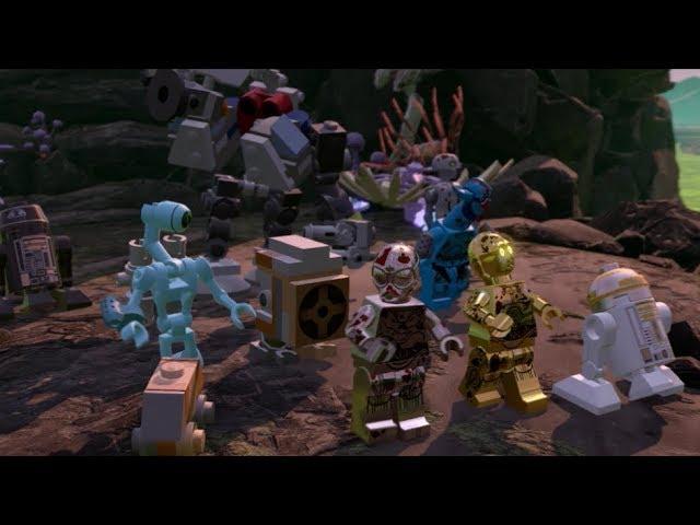 Lego Star Wars The Force Awakens DLC The Phantom Limb