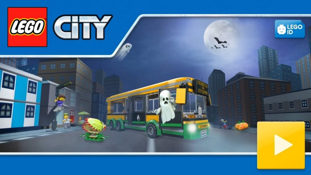 Lego City My City 2 – Update Halloween | New Car Gameplay (iOs, Android)