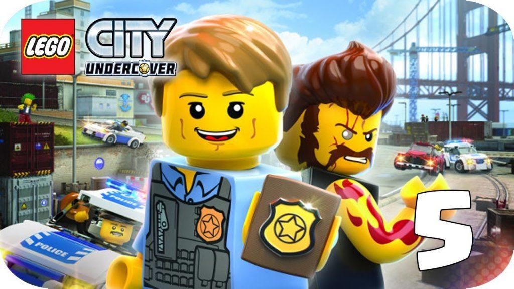 LEGO CITY UNDERCOVER #5 GAMEPLAY ESPAÑOL – 1080HD60fps