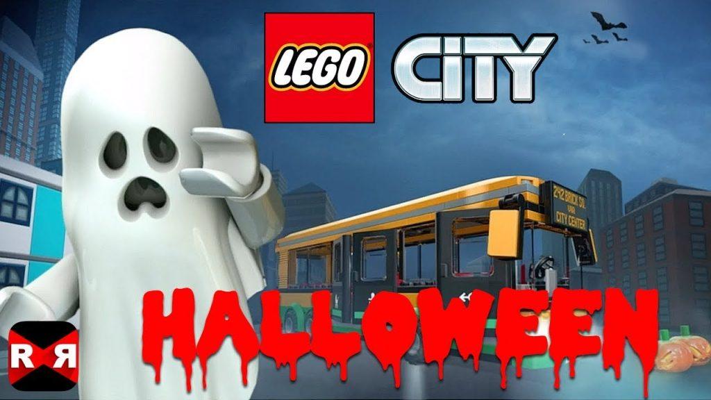 LEGO City game – Halloween Update
