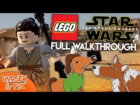 LEGO Star Wars: The Force Awakens | Full Playthrough [Live Archive]