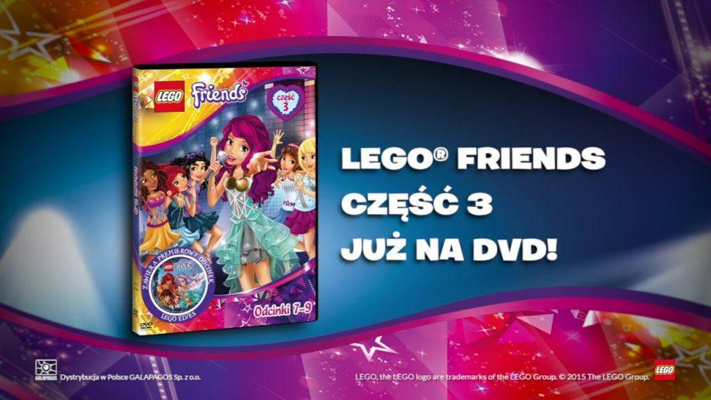 LEGO Friends, Część 3 – oficjalny zwiastun DVD (polski dubbing)