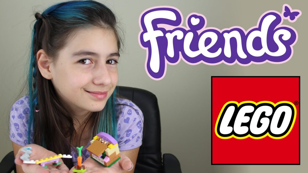 Lego Friends Coelho Tutorial Montando e Brincando (Brinquedos, Animal) Playing Turtle (Toys)