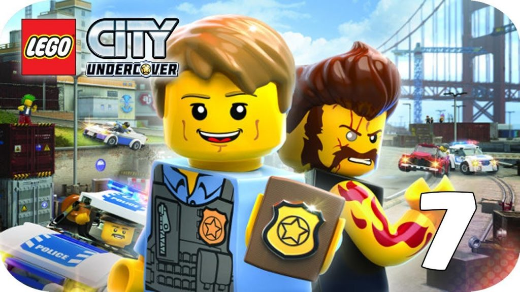 LEGO CITY UNDERCOVER #7 GAMEPLAY ESPAÑOL -1080HD60fps