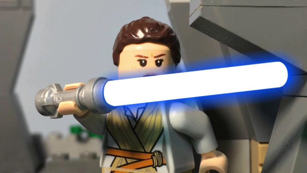 LEGO Star Wars The Last Jedi Official Trailer