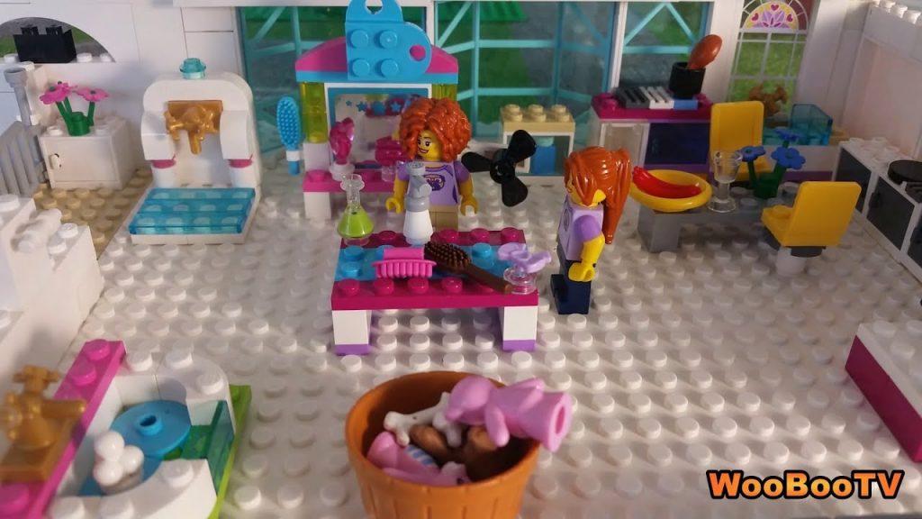 LASTENOHJELMIA SUOMEKSI – Lego city – Koirahoitola – osa 1