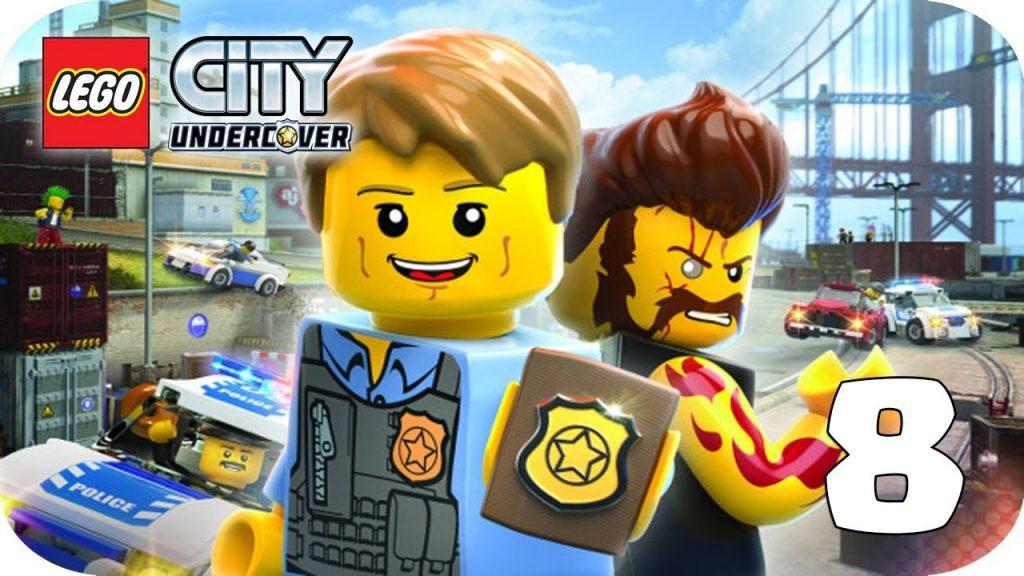 LEGO CITY UNDERCOVER #8 GAMEPLAY ESPAÑOL -1080HD60fps