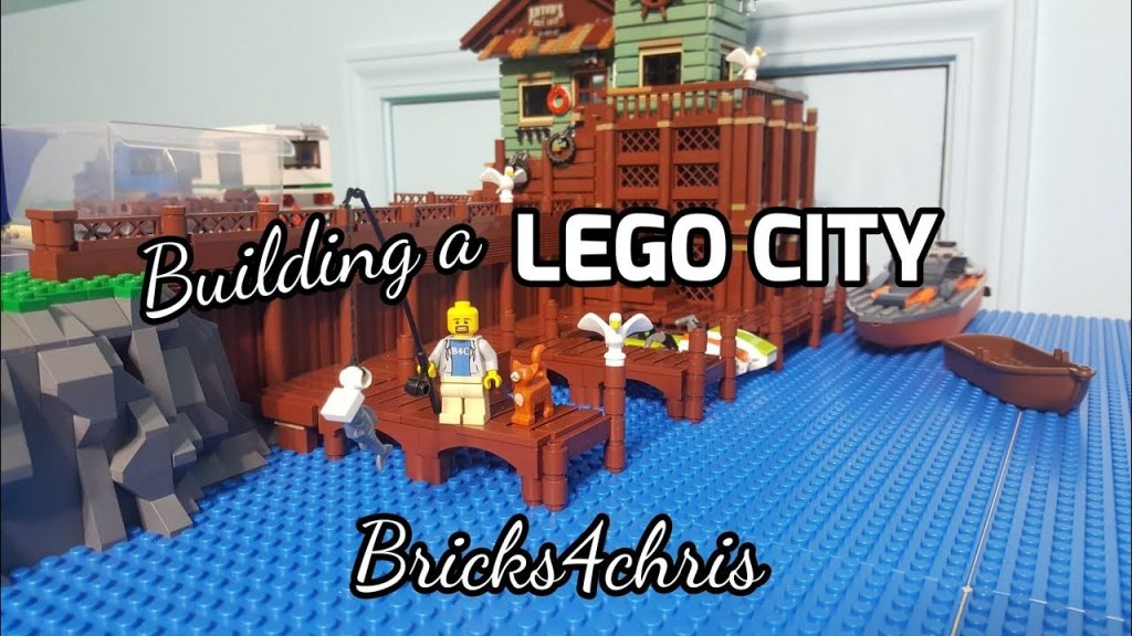 Building a LEGO City – Update 3