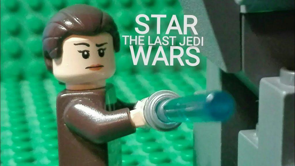 Lego Star Wars the last jedi trailer#2