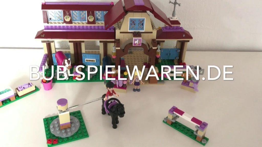 Lego Friends Reiterhof 41126