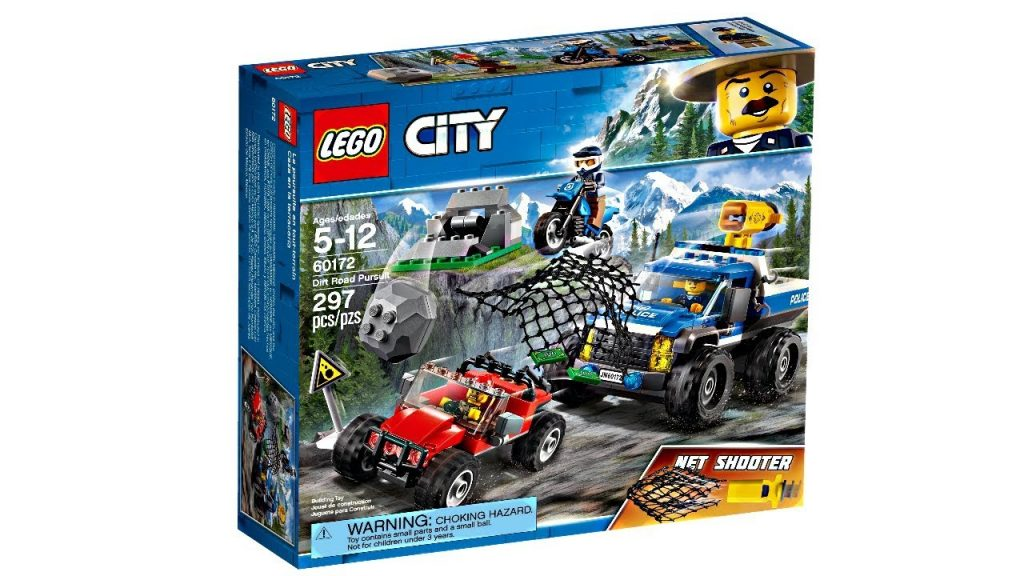 More Boring Police Crap – LEGO City 2018…