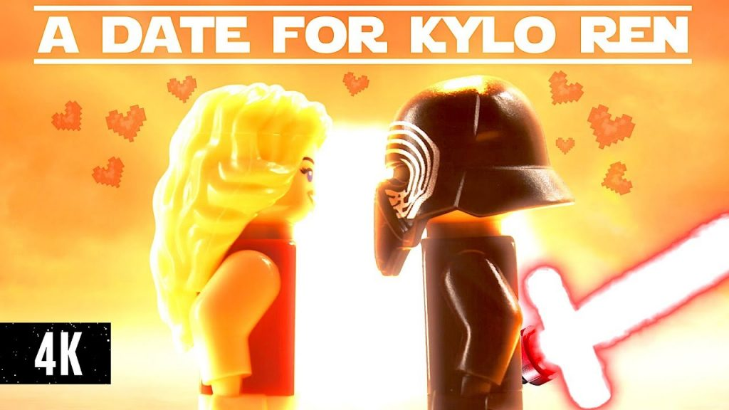 LEGO Star Wars – A DATE FOR KYLO REN