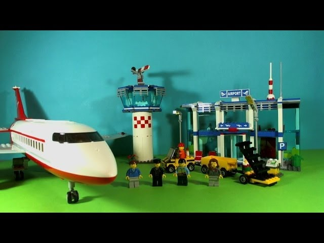 LEGO CITY AIRPORT 3182