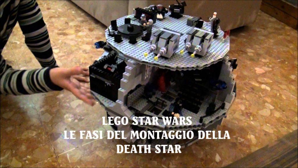 LEGO STAR WARS – La DEATH STAR La morte nera