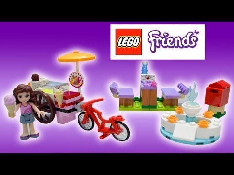 LEGO Friends 41030: Olivia's Ice Cream Bike by Kids Toys and Crafts