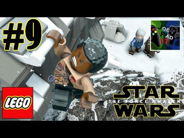 IL SABOTAGGIO DELLA STARKILLER! – LEGO STAR WARS: IL RISVEGLIO DELLA FORZA #9 (HD)