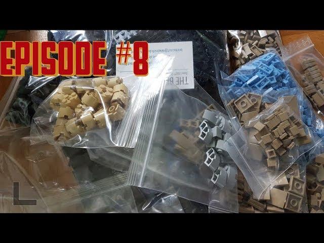 Building LEGO Star Wars Jedi Tempel Deutsch Folge #8 – Neue Steine!