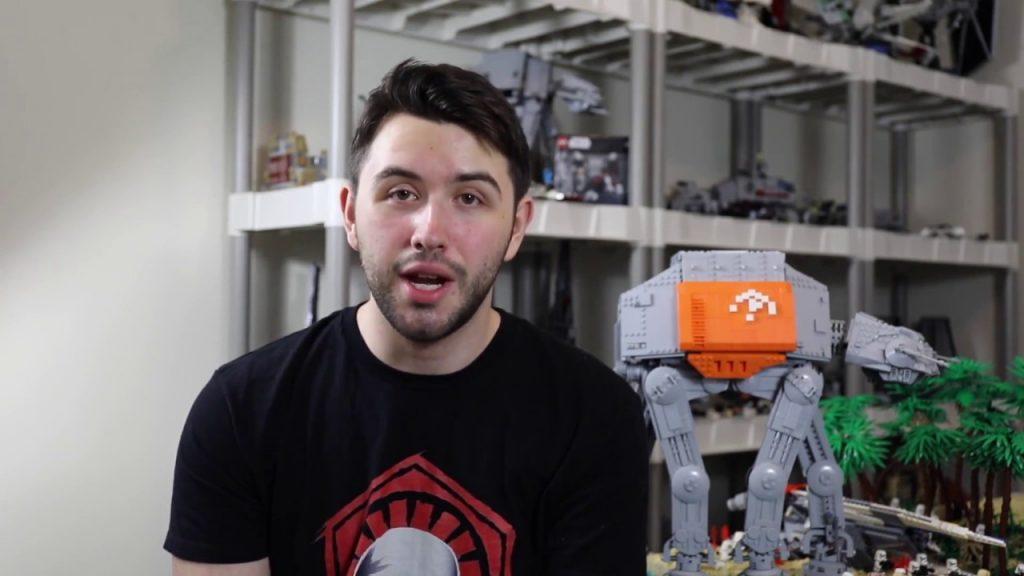 Battle of Scarif – LEGO Star Wars – AFOL Interview