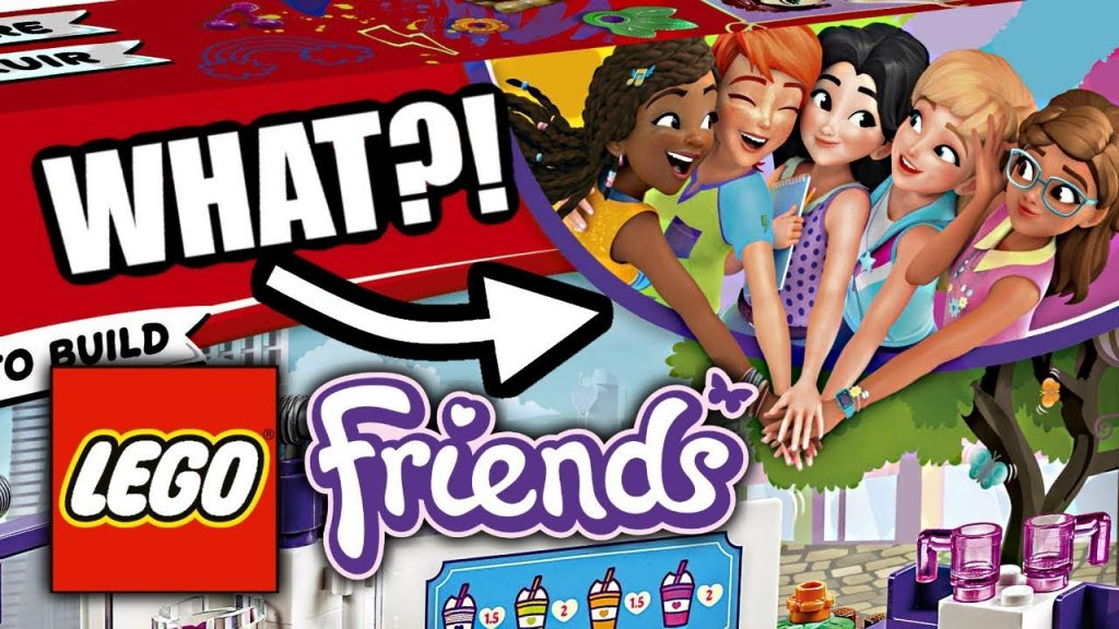 LEGO Friends is changing in 2018. It's time we change too!