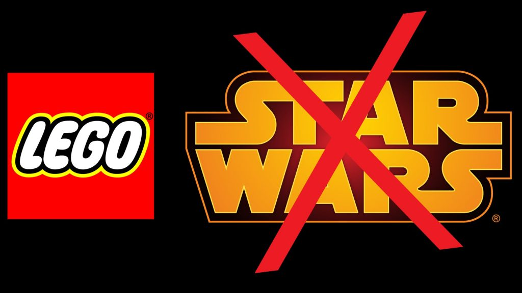 LEGO Star Wars: Sets NOT released in the US!