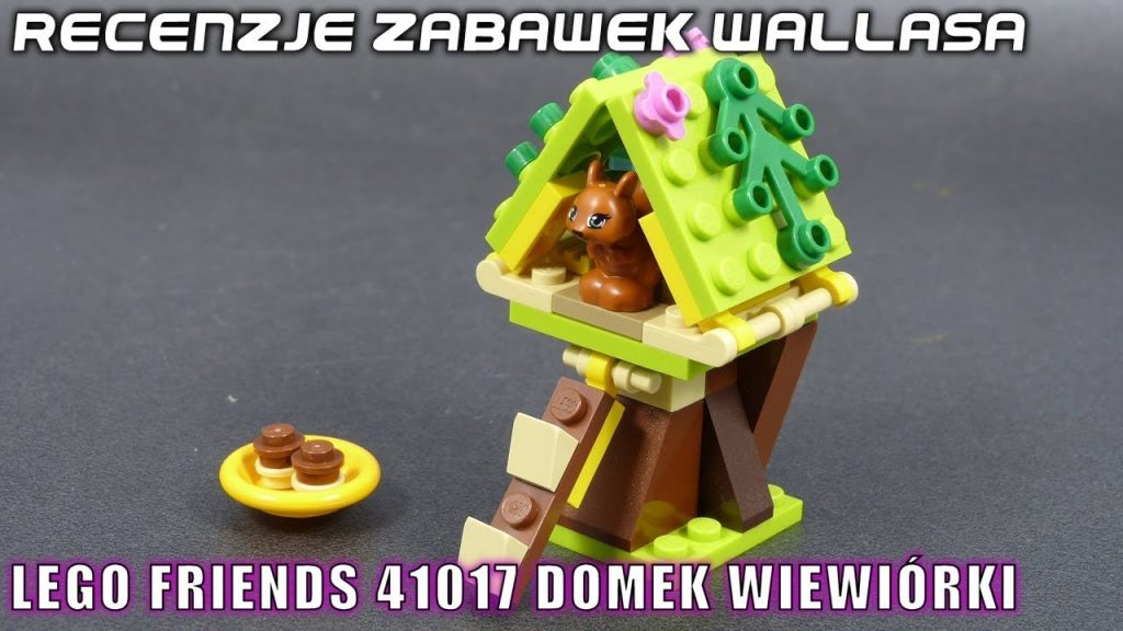 Lego Friends 41017 Domek Wiewiórki – Recenzje Zabawek Wallasa