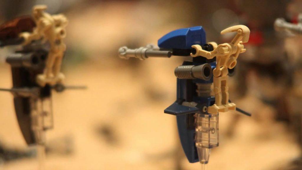 La Coleccion – Lego Star Wars by LUG Guatemala