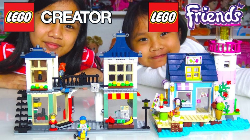 LEGO Creator and LEGO Friends – Kids' Toys