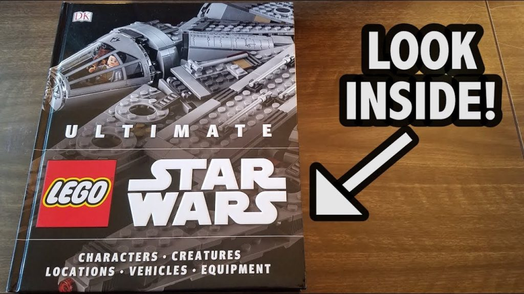 Ultimate LEGO Star Wars Book Review | DK Publishing