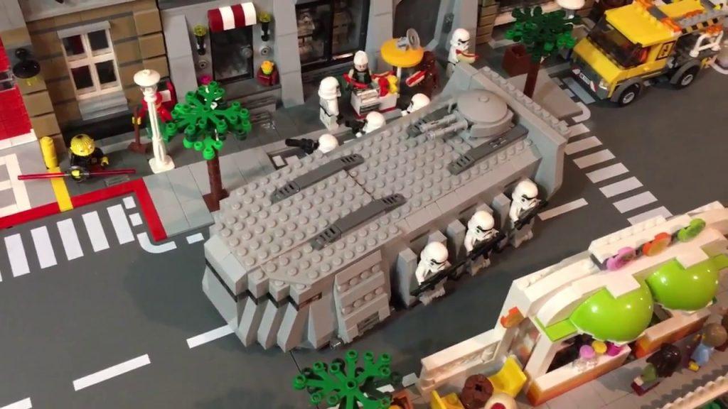 Lego Star Wars – Imperial Troop Transport