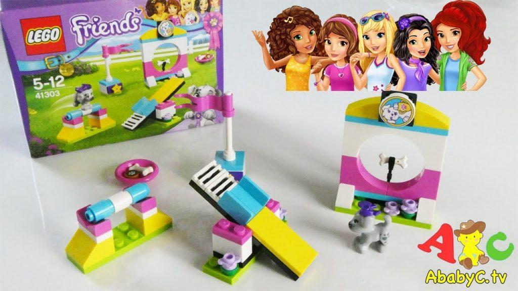 Lego Friends 41303 UNOBXING | छोटे प्यारे लड़कियों के लिए लेगो दोस्तो | The alphabet song