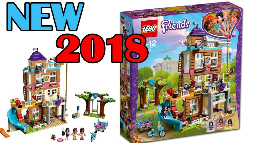 All New LEGO Friends Winter 2018 Official Pictures