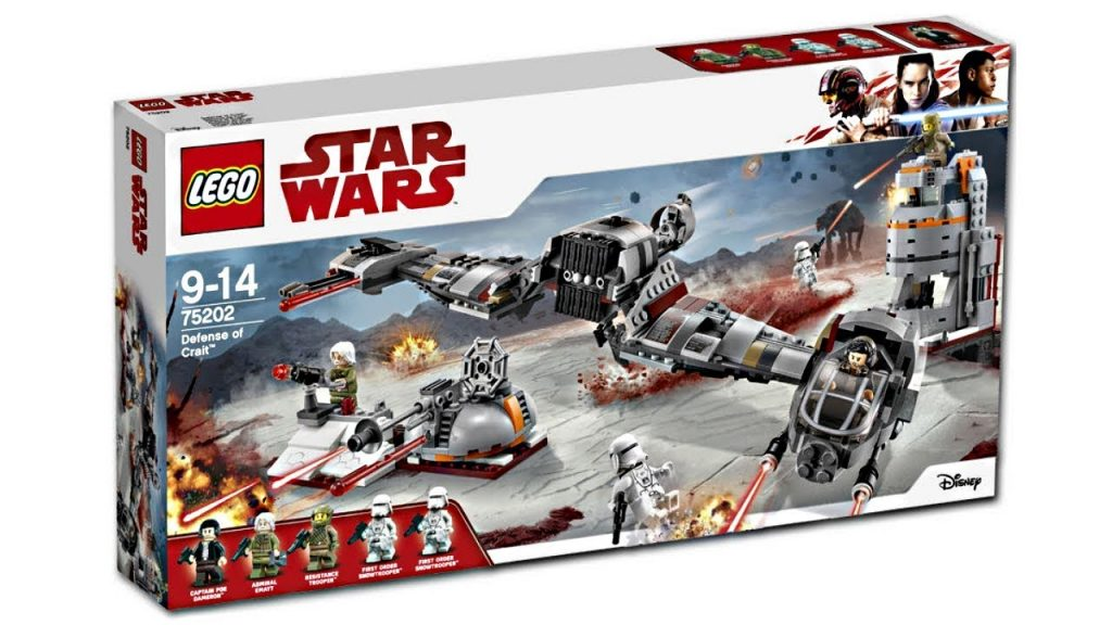 LEGO Star Wars 2018 sets pictures!