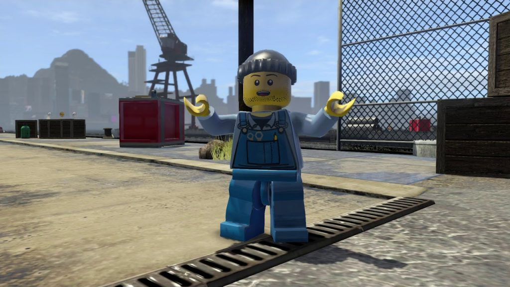 Lets Play Lego City #3