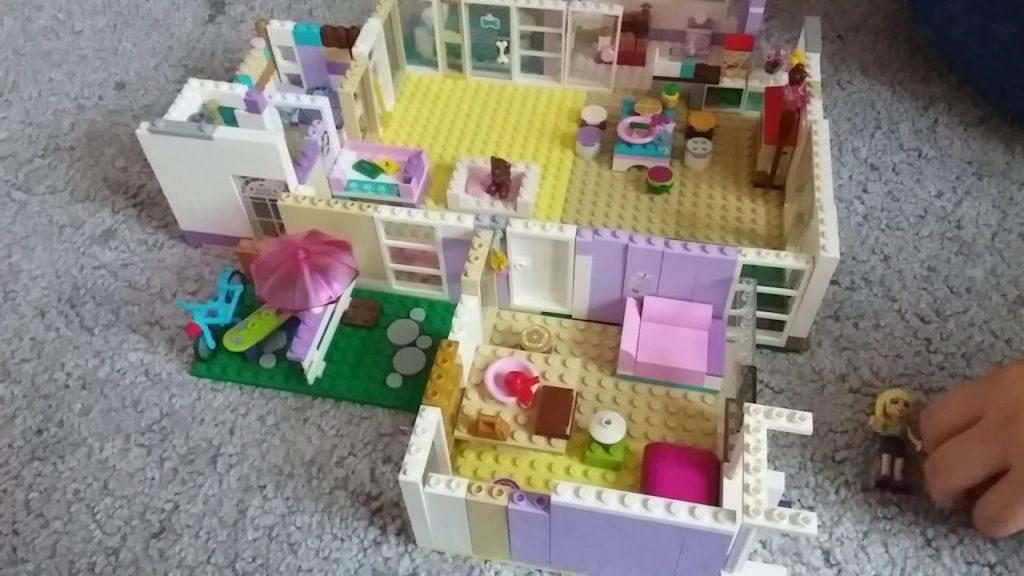 Vidéos épisode 1 LEGO Friends