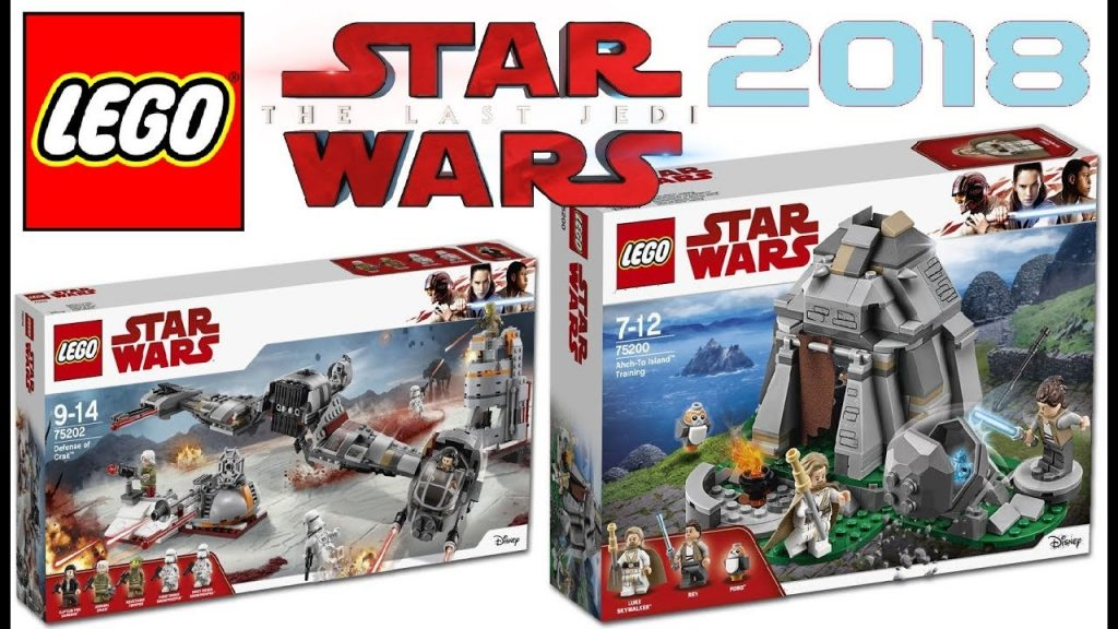 Lego Star Wars 2018 Official Sets Images !!!