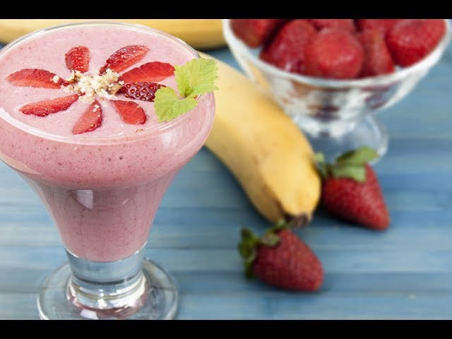 Healthy Morning Smoothie