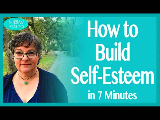How to Build Self-Esteem in 7 Minutes – with Instant Energy Healing Alignments