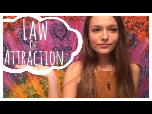 The Law of Attraction | What it is + How to use it!
